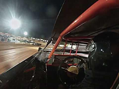 Senoia Raceway - Glenn Morris - 4-20-13