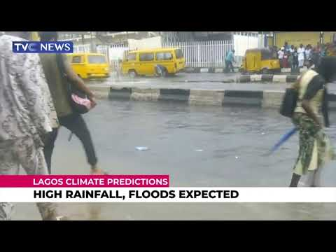 Climate Prediction: High Rainfall, Floods Expected In Lagos