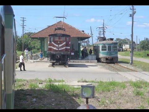 The Hershey Railway, Casa Blanca to Matanzas, Cuba.
