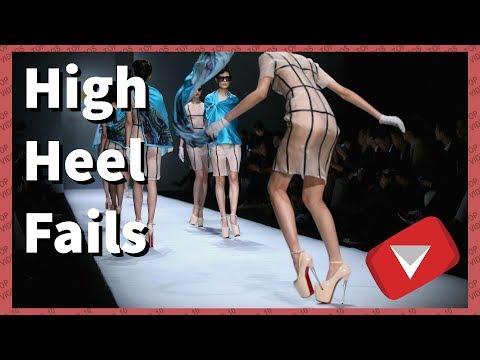 High Heels Fail Compilation | Falling In Heels [2017] (TOP 10 VIDEOS)