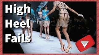 High Heels Fail Compilation | Falling In Heels [2017] (TOP 10 VIDEOS)