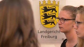 Фрайбург: беженцы получили сроки за изнасилование