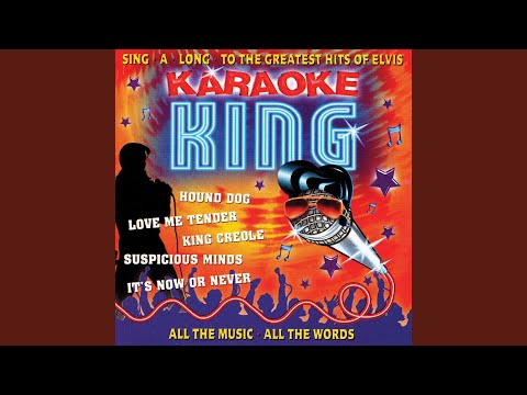 The Wonder Of You (Karaoke Version) mp3