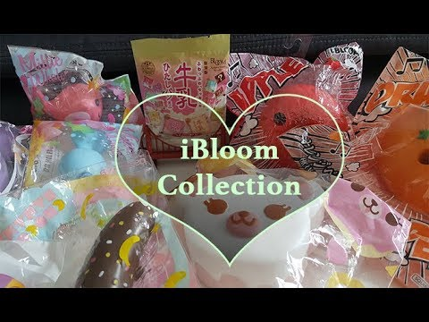 ibloom-squishy-collection