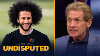 Skip praises NFL Commissioner Goodell for encouraging teams to sign Kaepernick | NFL | UNDISPUTED