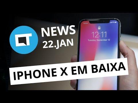 Facebook lança Marketplace no Brasil; iPhone X pode ter produção interrompida e+ [CT News]