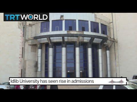 Strait Talk: Interview with Ahmad Alloush and Mahmud Bedeiwi at the Idlib University