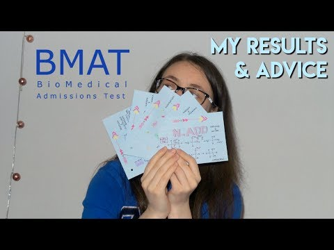 ULTIMATE BMAT GUIDE - My Results, Preparation Tips & Exam Advice | Magda