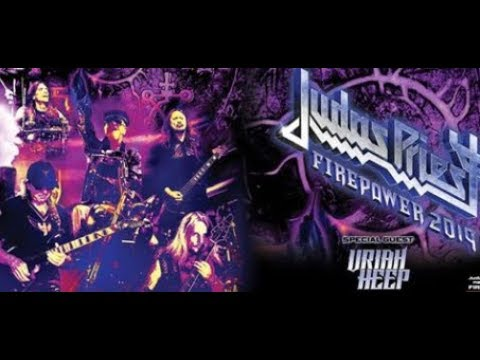 Judas Priest announce 2019 North American tour with Uriah Heep ..!