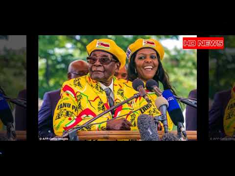 Mugabe supercars in Botswana crash – Police | Times live news