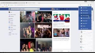I See U - Facebook Hidden Photos - Chrome Extension