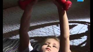 31.03.14 Такая жизнь. Юная гимнастка стала инвалидом.