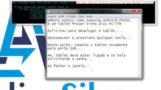 Como Fazer o Hard Reset do Seu Tablet Phaser Kinno PC-709   Tirar a Senha