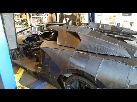 Hooker, DB and Becka - Dude Is 3D Printing A Lambo