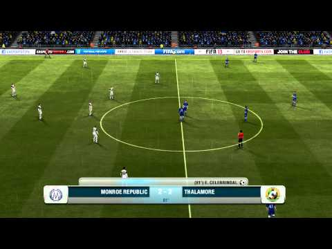 Monroe Republic vs. Thalamore World Cup Qualifier