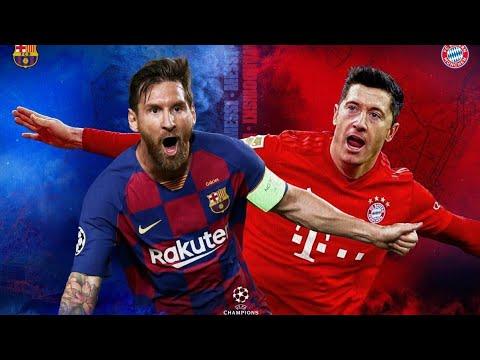 Download FC BARCELONA VS BAYERN MUNICH  FULL MATCH GAMEPLAY FIFA 20