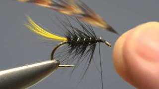 Renowned Fly-dresser Peter Gathercole Ties Arthur Macdonald's Chartreuse Kate Muddler