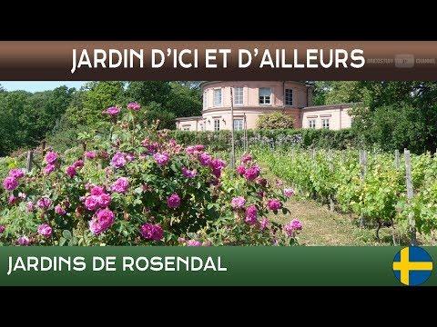Jardins d'ici et d'ailleurs - Rosendal - Stockholm - Suède