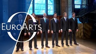 The King's Singers - Gaudete (from their Christmas Repertoire / HD 1080p)