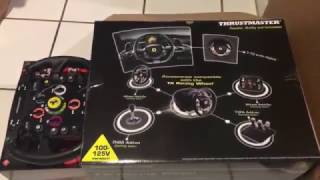 Dica IRADA Xbox One PS4 Volante Thrustmaster VG TMX Ferrari 458 TX  T150 via Jonnysbazar.com Dhyogo