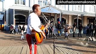 Jerusalema | Master KG ft Nomcebo (Cover) | Khuthadzo Live. Jerusalema Challenge