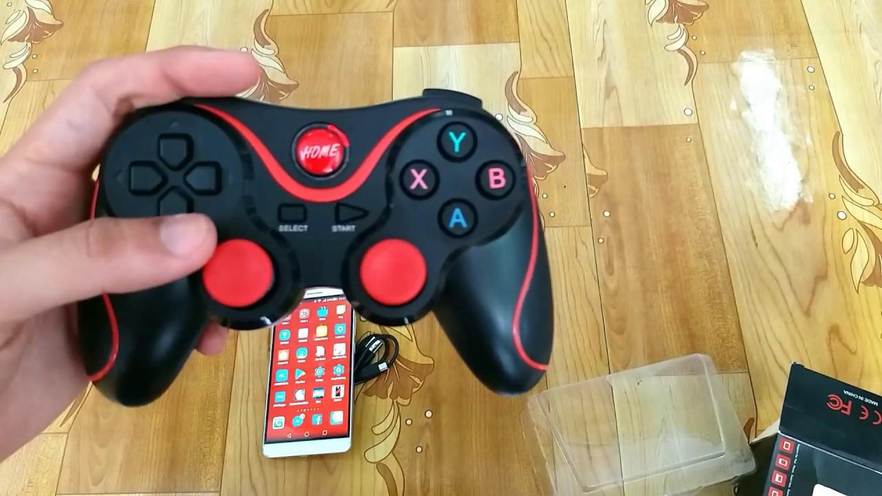 Hướng dẩn sử dụng tay cầm gamepad cho điện thoại 0908996670