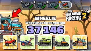 Hill Climb Racing 2 - 37146 points in SUMMER THRILLS & SPILLS GamePlay