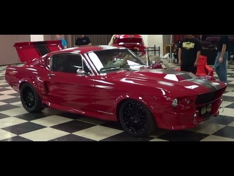 1968 Mustang Fastback Pro Touring