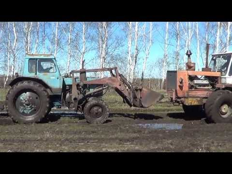 УАЗ ПРОТИВ МТЗ-82 - ok.ru