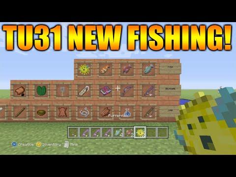 minecraft fishing drops