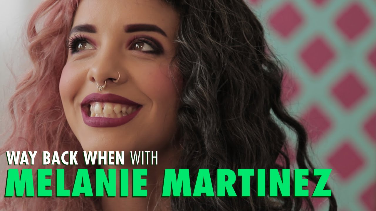 Iets Nieuws Melanie Martinez Talks First Hair Dye Colour & Sketchy Barney Bday @SU09