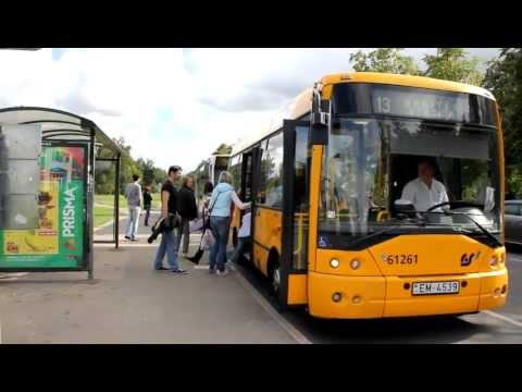 Riga, Latvia | Ikarus E91, Mercedes-Benz Citaro O530G | September 2011