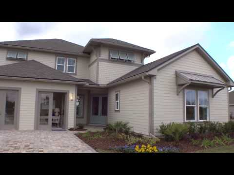 Riverside Homes Wheaton Model at Gran Lake St Augustine