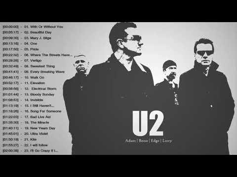 Best Of U2- The Best Of U2 Collection U2 Rock Songs Playlist