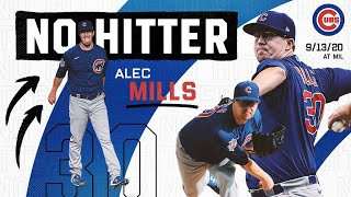 Alec Mills Pitches His 1st Career No-Hitter