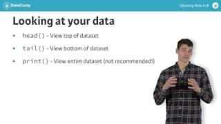 R tutorial: Exploring raw data (part 2)