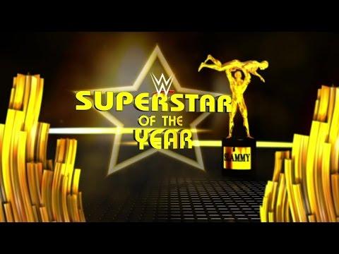 Superstar of the Year: 2015 WWE Slammy Awards - Live on Raw Tonight