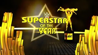 Superstar of the Year: 2015 WWE Slammy Awards - Live on Raw Tonight