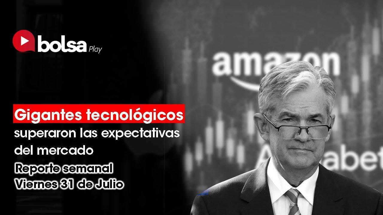 Reporte Semanal 31 Julio 2020 | Bolsa de Valores de Lima