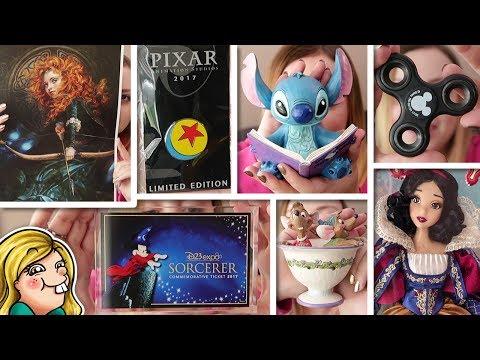 Download Youtube: D23 Expo & Disneyland HAUL!