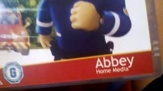 Fireman Sam ALiEN ALERT the movie dvd review