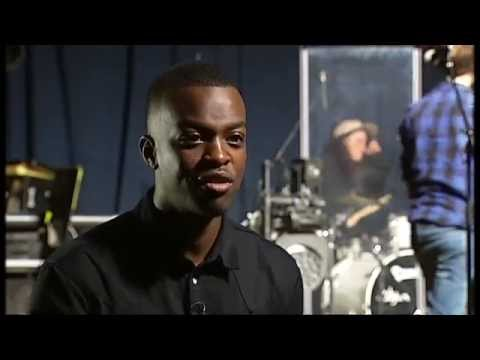 George the Poet: mixing poetry and rap