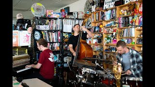 GoGo Penguin: NPR Music Tiny Desk Concert