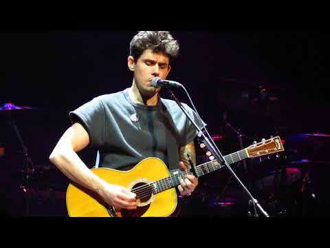JOHN MAYER I'M ON FIRE (PART) MELBOURNE MARCH 27TH 2019