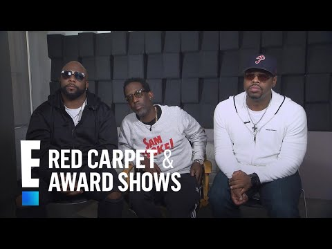 """Boyz II Men Sound Off on Legacy of """"End of the Road""""   E! Live from the Red Carpet"""