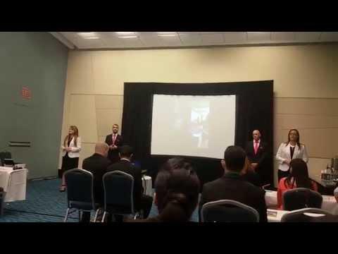 Presentacion Enactus National University College Arecibo 2014
