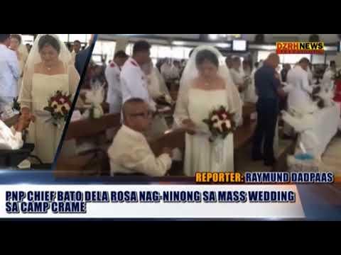 MASS WEDDING SA CAMP CRAME