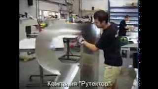 Контактная сварка металлических букв на машинах TECNA 8211N при изготовлении рекламных вывесок(, 2013-12-17T09:01:08.000Z)