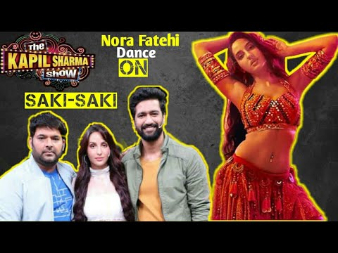 Nora Fatehi will give a sizzling performance in kapil-sharma show season-2 😙