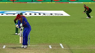 Tri-Series 6th T20 Bangladesh vs Afghanistan Real Cricket 19 Full Match Gameplay Highlights